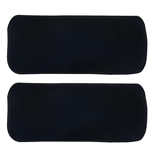 MOVKZACV Envoltura de adelgazamiento, 1 par de recortadores de brazo más delgados, mangas adelgazantes para brazos, adelgazar para mujeres, mejorar la sudoración