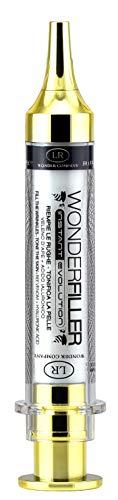 Wonder Filler siero viso all'Acido Ialuronico e Ciclodestrine, riempie le rughe e tonifica la pelle, 9 ml - LR Wonder Company