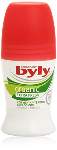 Byly Organic Déodorant Extra Fresh Roll-On - 50 Ml