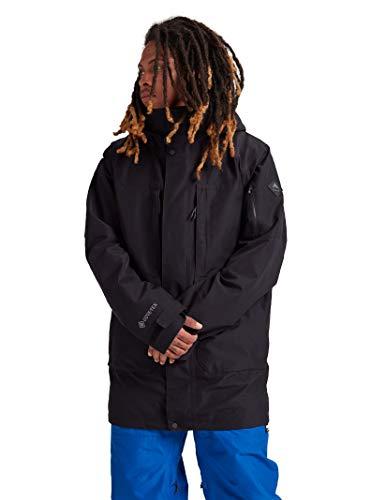 Burton Mens Gore-Tex Vagabond Jacket, True Black New, Small