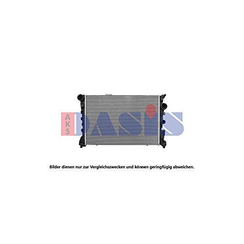 AKS DASIS 120133N Enfriador de motor, enfriador de agua, enfriador de motor, enfriador de motor