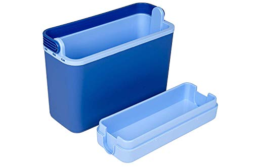 GEEZY Large 12 L Cooler Box Camping Beach Picnic Ice Food Insulated Travel Cool Box Bag