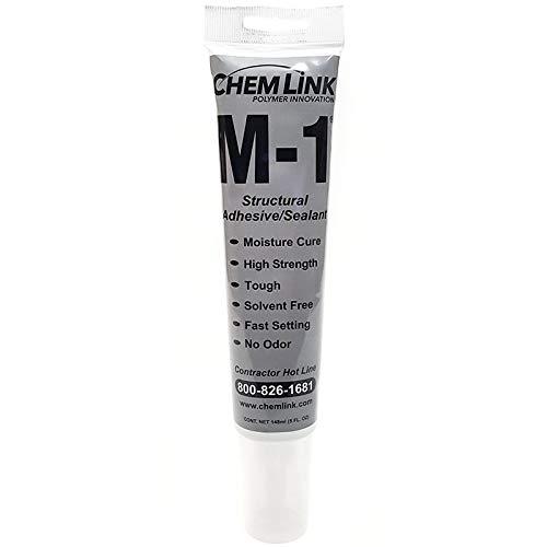 Structural Adhesive Sealant Sealer Multipurpose M-1 5oz