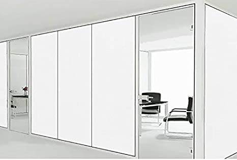 Adhesive 60X200cm Privacy Film Toilet Frosted Window Film Glass Stickers