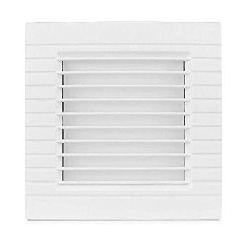 RJSODWL Ventilación de la salida del ventilador, ventilador de escape fuerte extractora de montaje en pared de escape Ventilador de techo ventiladores incorporados de ventilación del hogar sin