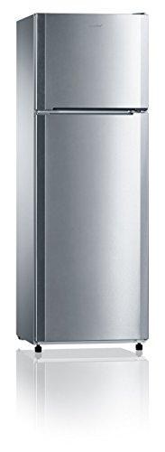 Comfee HD416FN1SI Libera installazione 320L A+ Argento frigorifero con congelatore