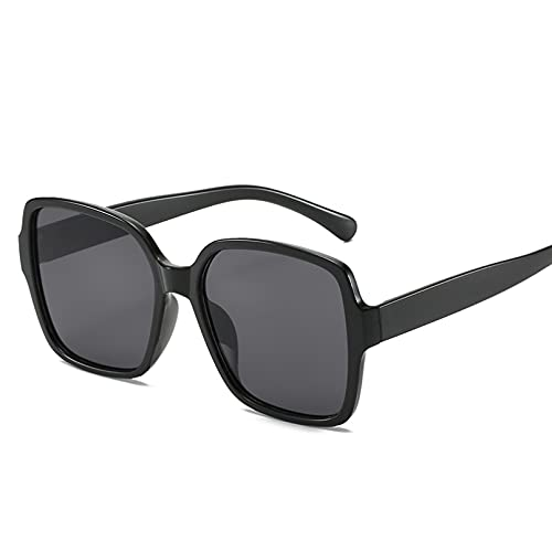 YTYASO Gafas cuadradas de Ojo de Gato con luz Plana, Montura de Gafas, Gafas ópticas para Mujer