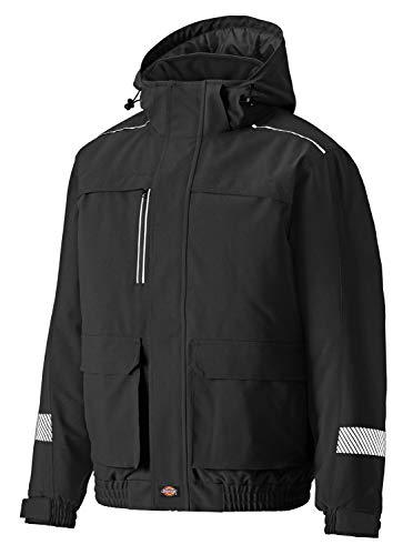 Dickies Herren Winter Jacket Arbeitsoberbekleidung, Schwarz, L