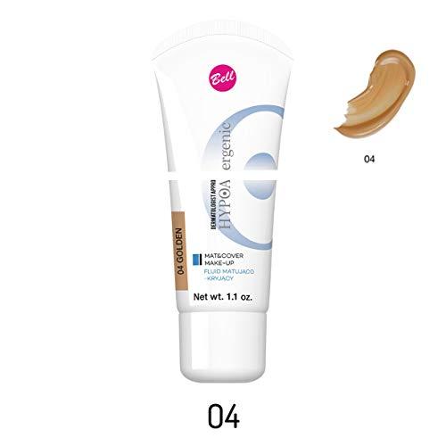 BYS Maquillage - Fond de teint Couvrant Mat Hypoallergénique