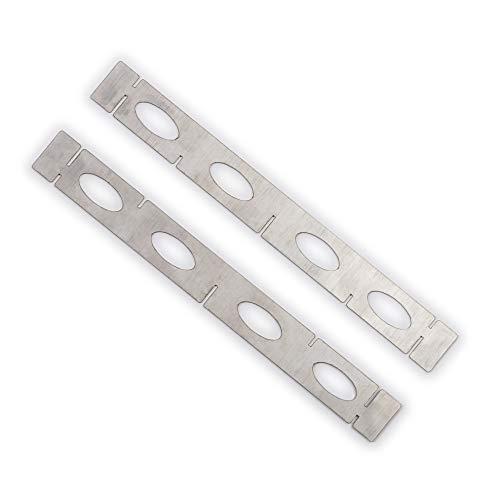 WIKA Pannenhouderset FlexFire Serie - kleine kop tot grote pan, zekering en hantering van roestvrij staal V4A