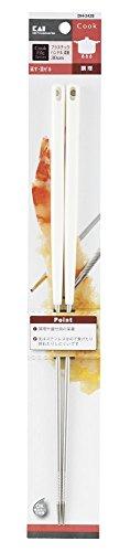 貝印Cookfileプラスチックハンドル菜箸30cmDH-2428