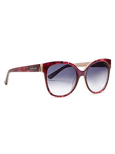 Guess Gafas de Sol 727 (58 mm) Burdeos