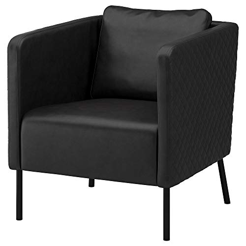 IKEA.. 604.062.81 Ekerö Sessel Kimstad schwarz