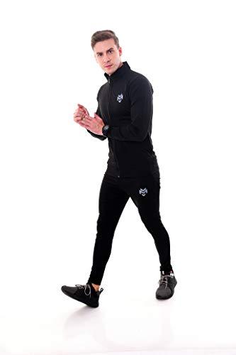 Mens Stylish Ultra Strechable Lycra Sports Track Suit