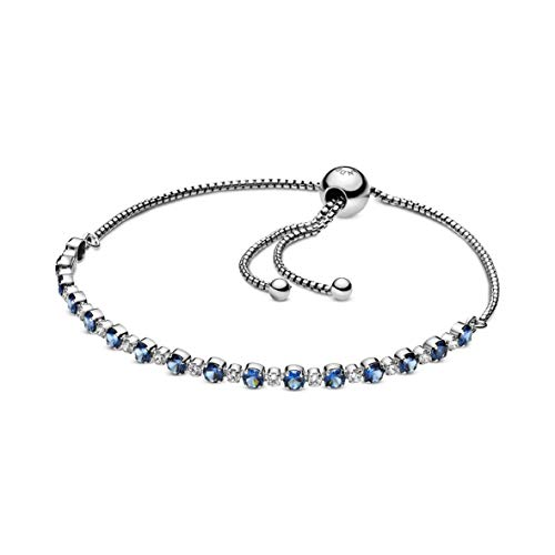 Pandora Donna argento Braccialetto Link ad anello 598517C01-1