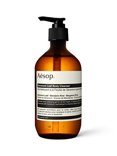 Aesop Geranium Leaf Body Cleanser, 500 ml