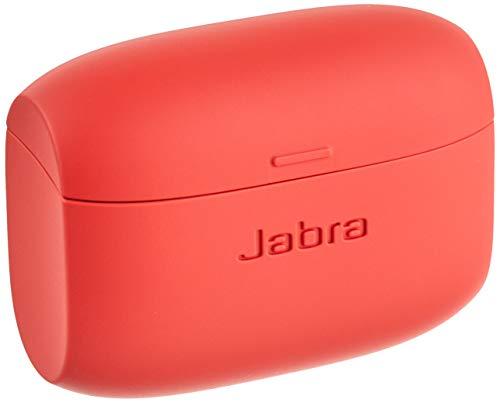 Everglade - Funda de Carga para Jabra Elite Active 65t, Color Rojo