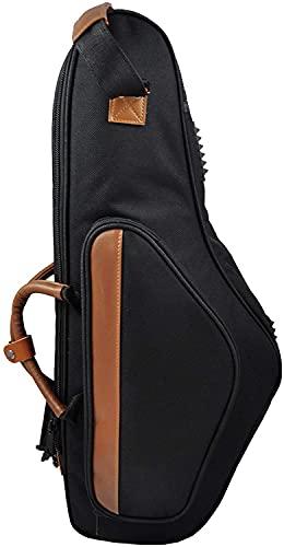 Eastman® Gigbag für Altsaxophon - Mit Rucksackfunktion & großzügiger Seitentasche - Saxophongigbag Tasche