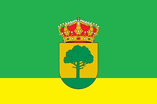 magFlags Bandera Large Villamedianilla Burgos | Bandera Paisaje | 1.35m² | 90x150cm