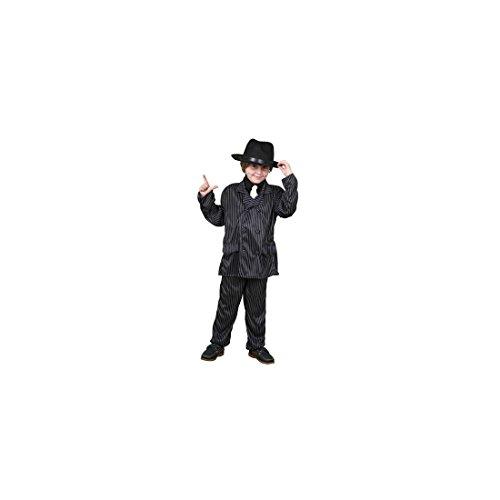 Disfraz de Ganster para niños en varias tallas