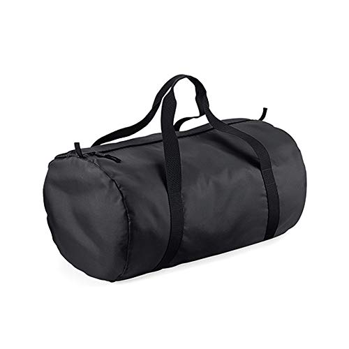 kompatibel mit BagBase Reisetasche, wasserabweisend, 32 Liter One Size (Schwarz/Schwarz)