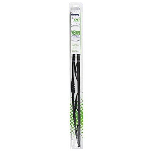 Price comparison product image ECOGARD XV22 Vision Premium 22 Wiper Blade Universal-Fit Conventional Design (Pack of 1)