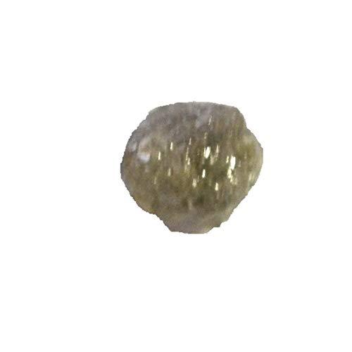 Rohdiamant Stein 0,52 Karat in einer Schaubox | Natur Diamant Heilstein echt und unbehandelt | Ein Muss für jeden Mineralien-Sammler