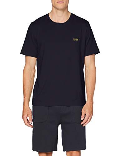 BOSS Herren Mix&Match R T-Shirt, Blau (Open Blue 465), Small