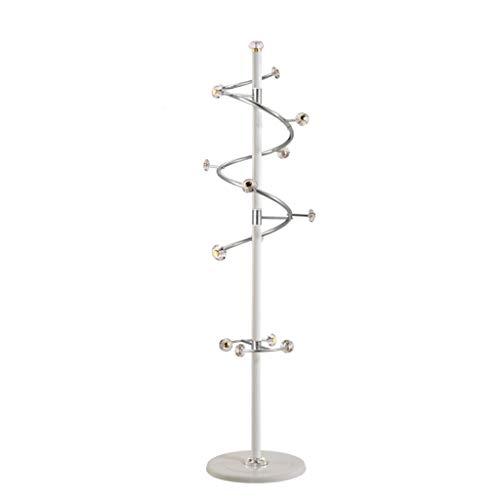 yaya Coat Rack Multifunctionele Coat Rack Metalen Rack Hanger Haak Portemonnee Handtas Kleding Sjaal Acryl Crystal Ball Coat Rack Coat Stand