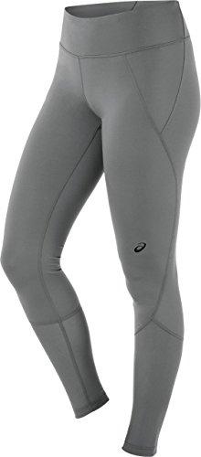 ASICS - Pantalones Ajustados para Mujer, Mujer, Color tiburón, tamaño X-Large