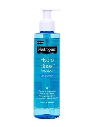 Neutrogena Hydro Boost Gel de Agua Limpiador Facial con Ácido