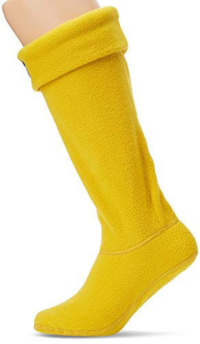 Joules Damen Welton Socken, 100 DEN, Gold (Antique Gold Antgold), 38/39 (Herstellergröße: 5-6)