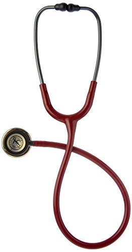 3M Littmann Classic III Stethoscope Machined Stainless Steel Chestpiece (Multiple Colors)