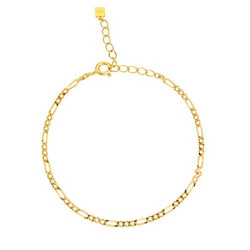 WWWL Pulsera Pulsera de Cadena de taquilla Especial joyería de Moda Círculo Joyas GoldBracelet