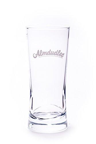 ALMDUDLER Beistellglas Gläser 6 Stück mit jeweils 0,25 Liter