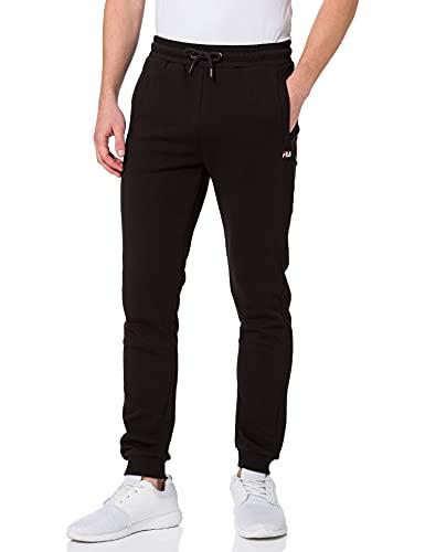 FILA Herren Men EDANC Sweat Pants Freizeithose, Black, XXL