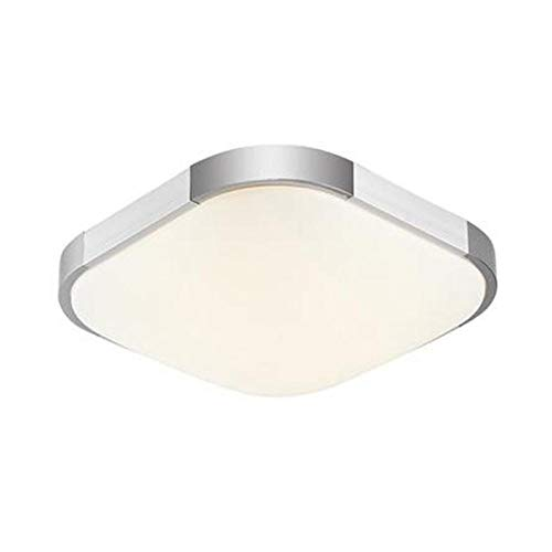 LED plafondlamp, badkamer keuken plafondlamp 24W / 12W / 18W 30cm * 30cm, inbouwverlichting 4000K natuurlijk wit licht, in de slaapkamer woonkamer hal balkon gebruikt