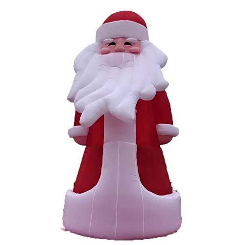 10 pies de altura (diámetro: 40 pulgadas), bailarines aéreos, marionetas aéreas, una decoración de Navidad Decoraciones del partido, anuncios de tiendas de decoración (sin secador de pelo) (Color: A3)