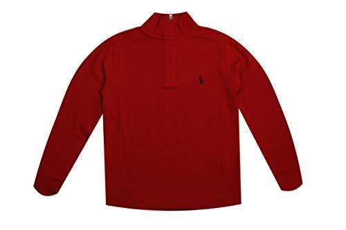 Polo Ralph Lauren Boys' Half-Zip Sweater