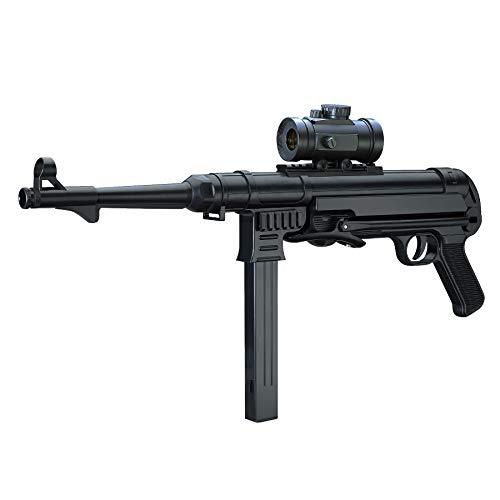 Rayline M40 Softair Gewehr (Manuell Federdruck), Material: ABS (Stoßfest), Nachbau im Maßstab 1:1, Länge: 84,5cm, Gewicht: 560g, Kaliber: 6mm, Farbe: Schwarz - (unter 0,5 Joule - ab 14 Jahre)