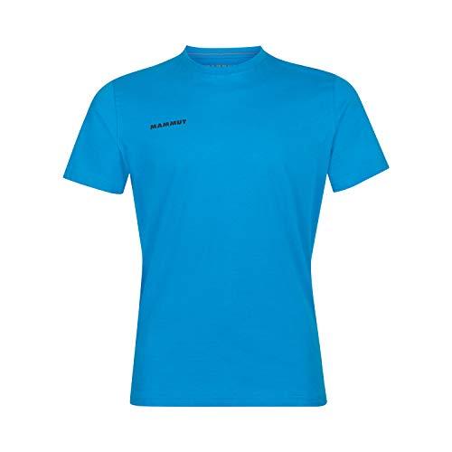Mammut Herren T-shirt Seile, blau, L