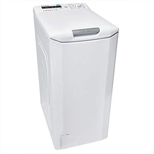 Candy CST G372D-01 Libera installazione Caricamento dall'alto 7kg 1200Giri/min A+++ Bianco lavatrice