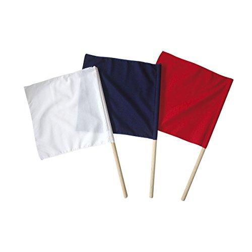 fujimae-bandera Schiedsrichter., rot