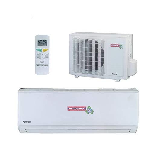 Paquete de Aire EcoSplit, EcoSplit, MXLIS-003, 18000Btus, 1.5Ton, R-410A, 18.0SEER, Solo Frio, 230V, 1F,…