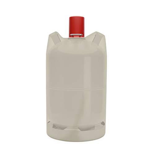 Tepro 8615 - Funda universal para bombona de gas, 11kg, 30x 30x 58cm, color beige