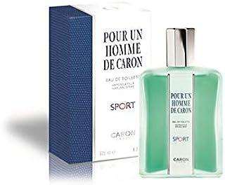 Pour Un Homme De Caron Sport By Caron For Men - Eau De Toilette, 125Ml