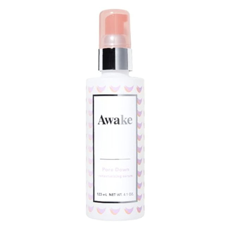 リーフレット反逆者地区アウェイク(AWAKE) Awake(アウェイク) リテクスチュアライジング セラム 〈ふきとり美容液〉 (120mL)