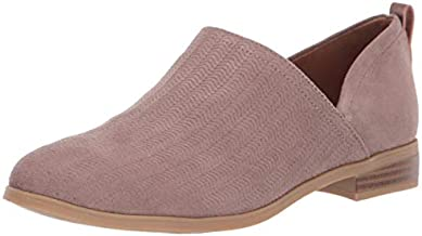 Dr. Scholl's Shoes womens Ruler Ankle Boot, Taupe Grey Microfiber, 10 US