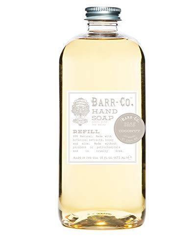 Barr Co. Coconut Botanical Liquid Soap Refill 16 ounce