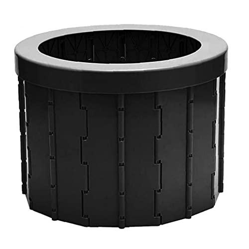 Sabcase WC Plegable Portátil Plegable Camping WC WC para El Recorrido del...